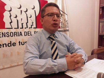 César Orrego - Defensor del Pueblo de Piura